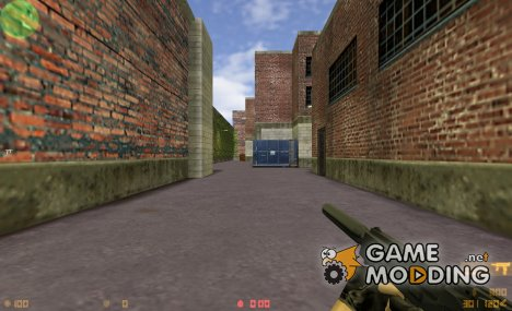 Black tmp для Counter-Strike 1.6