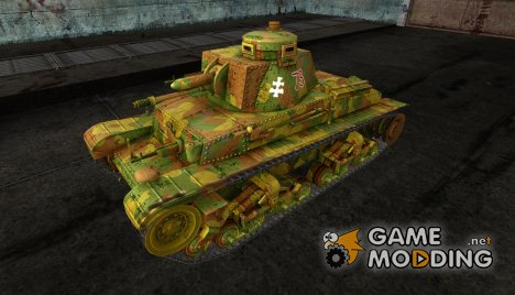 PzKpfw 35 (t) для World of Tanks