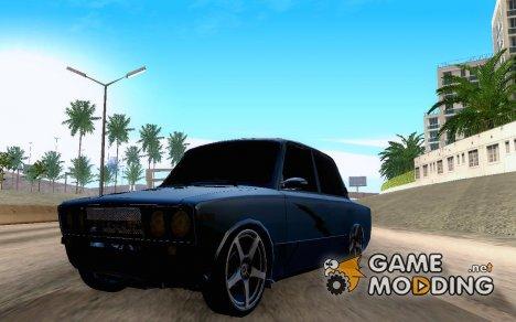 ВАЗ 2106 Light Tuning for GTA San Andreas