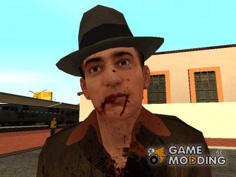 Dead Marty from Mafia II for GTA San Andreas