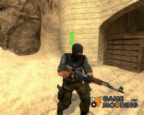 Phoenix G.I.JOE для Counter-Strike Source