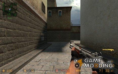 Auto Shotgun Reskin для Counter-Strike Source