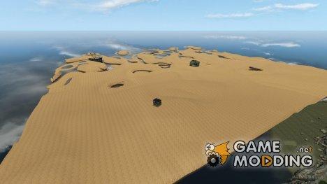 Пустыня Гоби for GTA 4