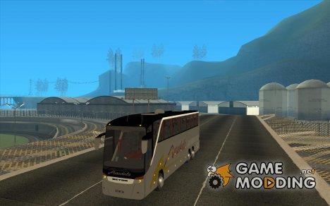 Setra S 417 HDH для GTA San Andreas