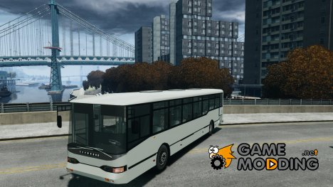 Волжанин 52702 для GTA 4