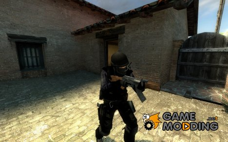 Swat Sniper Palermo для Counter-Strike Source