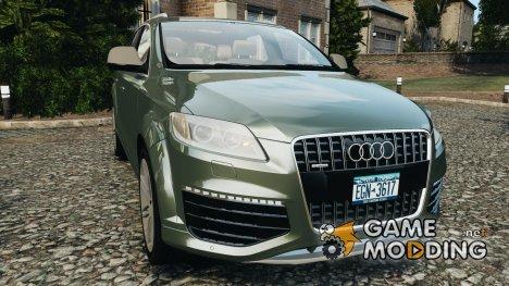 Audi Q7 V12 TDI v1.1 для GTA 4
