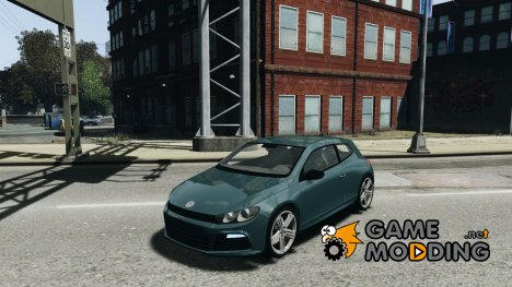 Volkswagen Scirocco R v1.0 for GTA 4