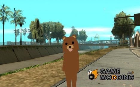 Crazy Bear for GTA San Andreas