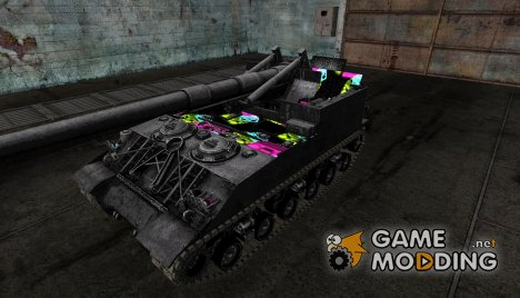 M40M43 от loli для World of Tanks