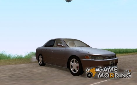 Toyota Mark II GX90 v.1.1 for GTA San Andreas