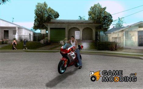 Ducatti 1098 for GTA San Andreas