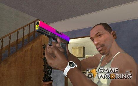 Glock Fade for GTA San Andreas