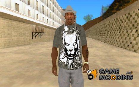 Bulldog T-shirt для GTA San Andreas