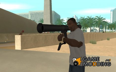 Hyper Bazooka for GTA San Andreas