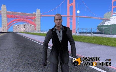Юрий из Modern Warfare 3 для GTA San Andreas