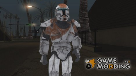 Boss from star wars clone wars для GTA San Andreas