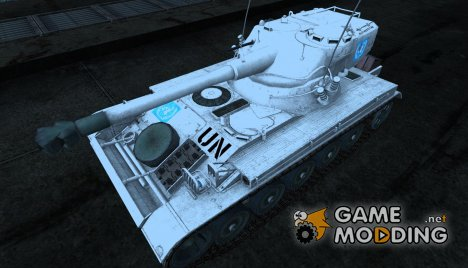 Шкурка для AMX 13 75 для World of Tanks