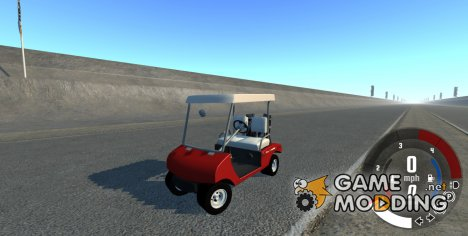 Гольфкар for BeamNG.Drive