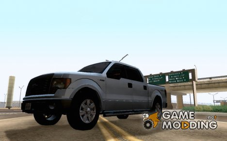 Ford F-150 XLT SuperCrew 2010 для GTA San Andreas