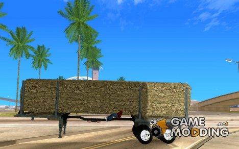 Спиленное дерево for GTA San Andreas