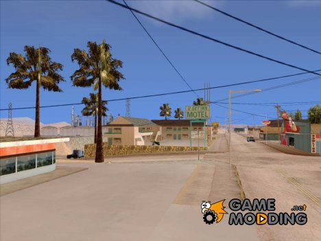 INSANITY Simple ENB для GTA San Andreas