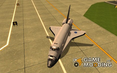 Space Shuttle Discovery for GTA San Andreas