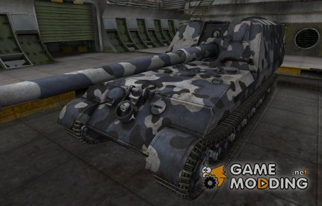 Немецкий танк GW Tiger for World of Tanks