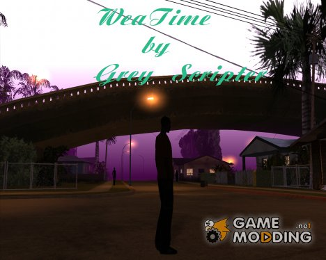 WeaTime for GTA San Andreas