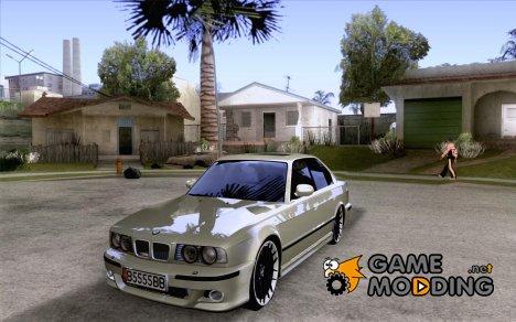 BMW M5 E34 V2.0 for GTA San Andreas