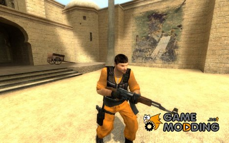 Escaped Prisoner Beta для Counter-Strike Source