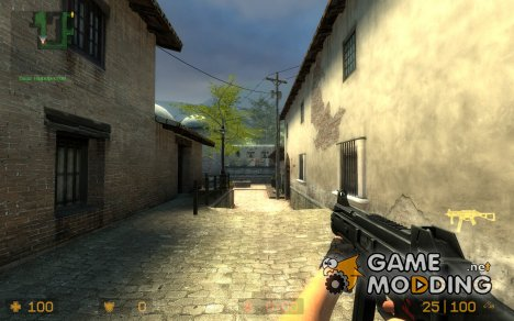 UMP45 для Counter-Strike Source