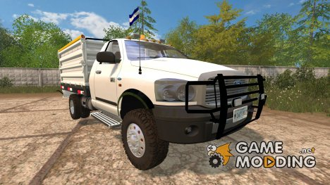 Ford F450 Dump for Farming Simulator 2015