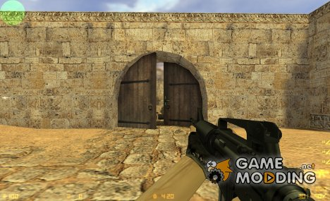 ankalar cjs m4a1 for Counter-Strike 1.6