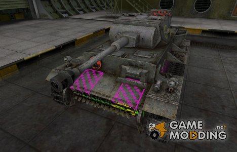 Качественные зоны пробития для VK 36.01 (H) for World of Tanks
