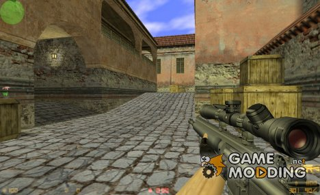 Kfu's MK12 Mod 0 SPR for Counter-Strike 1.6