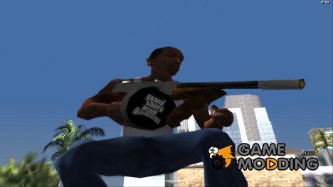 Thompson GTA для GTA San Andreas