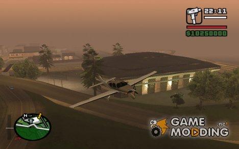 Cirrus SR22 for GTA San Andreas