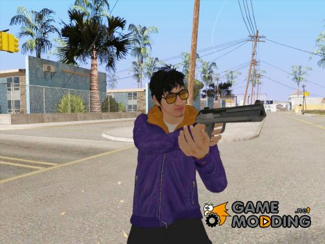 Tao Cheng from GTA V for GTA San Andreas