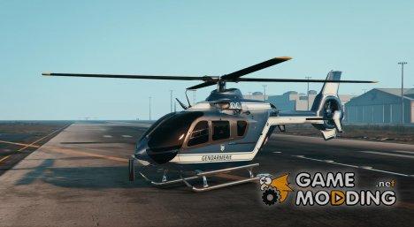 EC-135 Gendamerie для GTA 5