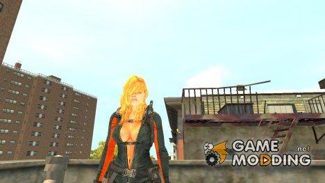 Рейчел Фули для GTA 4