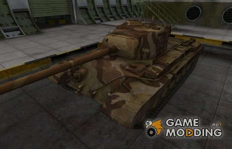 Шкурка для американского танка T32 для World of Tanks