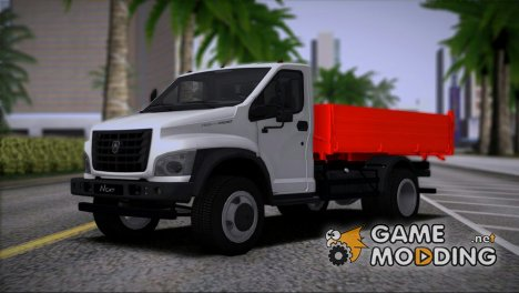 GAZon Next самосвал for GTA San Andreas