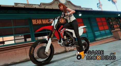 2015 Honda CRF450  for GTA 5