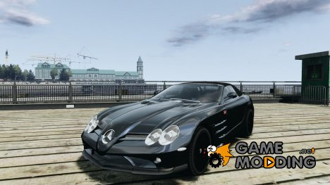 Mercedes-Benz SLR 2009 McLaren Roadster 722 S EPM for GTA 4