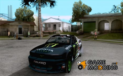 Ford Mustang Monster Energy for GTA San Andreas