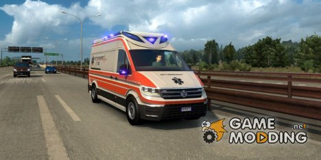 Special Vehicles Trafic для Euro Truck Simulator 2