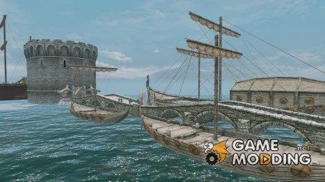 Port Telgarth for TES V Skyrim
