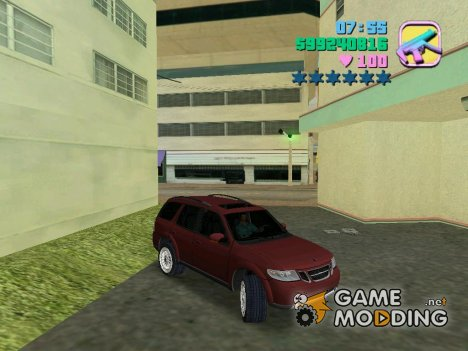 SAAB 9-7X for GTA Vice City