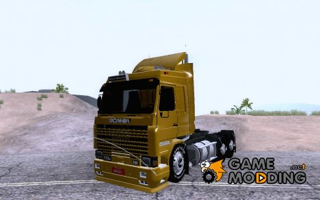 Scania 113 380 TopLine for GTA San Andreas